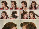 Diy Hairstyles 50s 50s Hairstyles for Women