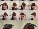 Diy Hairstyles 50s Die 194 Besten Bilder Von Rockabilly Vintage 50s Hair