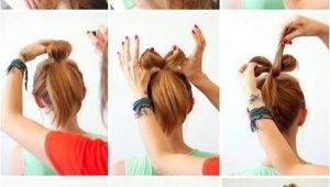 Diy Hairstyles Bow 3 New Ways to Add Hair Bows to Your Do Hair= Pinterest