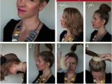 Diy Hairstyles Buzzfeed This Gigantic topknot is so Elegant and Easy to Do