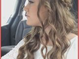 Diy Hairstyles for Curly Hair Good 21 Cute and Easy Curly Hairstyles