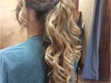 Diy Hairstyles for Homecoming Dressy Ponytails Hair Pinterest