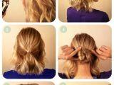 Diy Hairstyles for Medium Hair Pinterest Easy Hairstyles Step by Step Pinterest Hair Style Pics