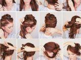 Diy Hairstyles for Medium Hair Pinterest New Hairstyle 2018 for Women Elegant Bun Hairstyle