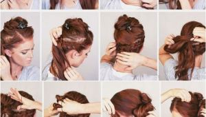 Diy Hairstyles for Medium Hair Pinterest New Hairstyle 2018 for Women Elegant Bun Hairstyle