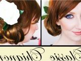Diy Hairstyles for One Shoulder Dresses New E Shoulder Dress Hairstyles