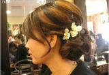 Diy Hairstyles for One Shoulder Dresses New Wedding Hairstyle for E Shoulder Dress
