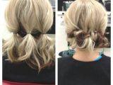 Diy Hairstyles for One Shoulder Dresses Updo for Shoulder Length Hair … Lori
