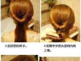 Diy Hairstyles for Really Long Hair Important Trick for the Gibson Tuck with Really Long Hair Fold It