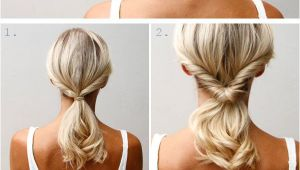 Diy Hairstyles In 5 Minutes 12 Easy Diy Hairstyles that Will Not Take You More Than 5 Minutes