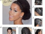 Diy Hairstyles Natural Hair 3 Gorgeous Curly Styles for Prom Natural Hair Pinterest