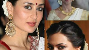 Diy Hairstyles On Saree Traditional south Indian Hairstyle Google Search