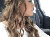 Diy Hairstyles Shoulder Length Hair Easy Hairstyles for Medium Length Hair Medium Curled Hair Very Curly