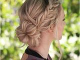 Diy Hairstyles Side Bun 20 Quick and Easy Work Appropriate Hairstyles