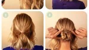Diy Hairstyles Step by Step Pinterest Easy Hairstyles Step by Step Pinterest Hair Style Pics