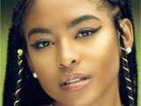 Diy Hairstyles Twitter N I N A Ninabinaa On Instagram Braided Hairstyle Braids Tribal