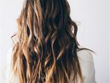 Diy Hairstyles with A Straightener How to Get Beach Waves Using A Hair Straightener Video In 2019
