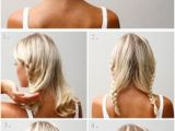 Diy Hairstyles with Instructions 57 Best Updos for Medium Length Hair Images