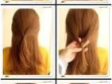 Diy Hairstyles with Instructions Simple Hairstyle Step by Step Instructions Google Search