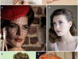 Diy Retro Hairstyles Die 75 Besten Bilder Von Mottoparty Retro & Pin Up