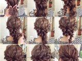 Diy Updo Hairstyles for Prom 26 Amazing Bun Updo Ideas for Long & Medium Length Hair