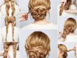 Diy Updo Hairstyles for Prom Long Hair Updos How to Style for Prom Tutorials