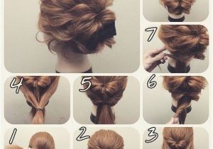 Diy Updo Hairstyles for Short Hair Diy Hairstyles for Long Hair Inspirational Easy Hairstyles for Short