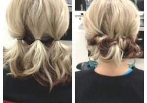 Diy Updo Hairstyles for Short Hair Updo for Shoulder Length Hair … Lori