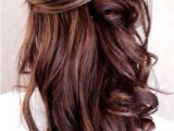 Down Hairstyles for formal events Long Hair Highlights Hair Pinterest