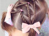 Down Hairstyles for toddlers Arzu SariboĞa Adlı Kullanıcının Hair Styles Panosundaki Pin