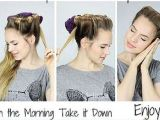 Down Hairstyles without Heat Hacks Tips and Tricks to Curls Overnight without Using Curling