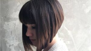 Dramatic Bob Haircut 41 Cute Short Haircuts for Short Hair Updated for 2018