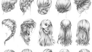 Drawing Hairstyles Braid I Want to Try these All In 2019 Hair Pinterest