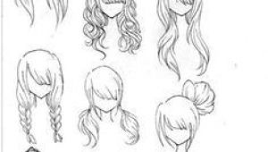 Drawing Hairstyles From the Back Draw Realistic Hair Drawing