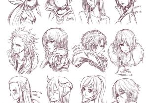 Drawing Manga Hairstyles Anime Boy Haircut Recherche Google Malen Zeichnen