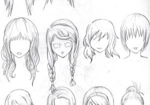 Drawing Manga Hairstyles Pin by Gaby On Cute Drawing Ideas