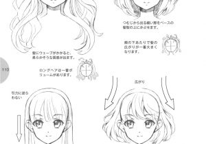 Drawing Manga Hairstyles Tutorial Hair How to Draw