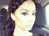 Draya Braid Hairstyle 17 Best Images About Draya Michele On Pinterest