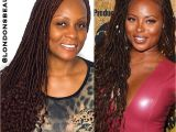 Dreadlocks Hairstyles In London Eva Marcille Inspired Goddess Faux Locs Done by London S Beautii In
