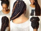 Dreadlocks Hairstyles In London Goddess Faux Locs Done by London S Beautii In Bowie Maryland
