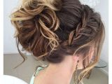 Dressy Braided Hairstyles 25 Best Ideas About Long formal Hair On Pinterest
