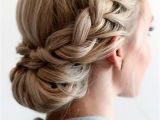Dressy Braided Hairstyles Best 25 Braided Updo Ideas On Pinterest
