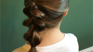Dutch Braid Cute Girl Hairstyles Wrapped Dutch Braid Into Pull Thru Braid My Dos