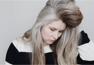 Dyed Grey Hairstyles Hairstyles for Grey Hair Over 60 Blonde Color Hair Cool Hair Dye