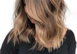 Dyed Hairstyles for Brunettes 22 Pretty Brunette Ombre Hair Color Ideas for Medium Hair 2018