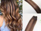 Dyed Weave Hairstyles Human Hair Weave Ombre Dye Color Brazilian Virgin Hair Weft Bundle
