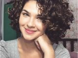 E Curly Hairstyles Lovely Girl Side Cut Hairstyle