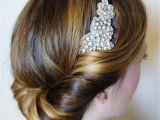 Easy 1920s Hairstyles Easy 1920 S Great Gatsby Hair Tutorial