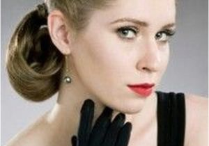 Easy 1950s Hairstyles for Long Hair 1950s Ponytail Hairstyles for Long Hair