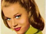 Easy 1950s Hairstyles for Long Hair 22 Best Images About 1950s Hairstyles On Pinterest